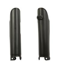 Acerbis teleszkópvédő - S KTM EXC 00-07 + SX 00-07 - fekete motorkerékpár idom