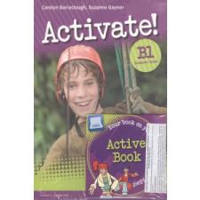 Activate! B1 Student's Book & Active Book Pack – Barraclough Carolyn,Gaynor Suzanne idegen nyelvű könyv