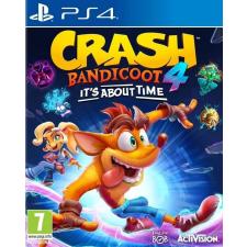 Activision Crash Bandicoot 4: It's About Time (PS4) videójáték