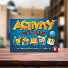 Activity Multi Challenge társasjáték társasjáték