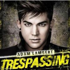 ADAM LAMBERT - Trespassing /deluxe edition/ CD egyéb zene