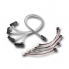 Adaptec cable 2232000-R, Mini Serial Attached SCSI Internal Cable ADAPTEC (SFF-8087 - 4xSFF-8482, 1m)