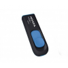 ADATA 128GB Adata UV128 Fekete-Kék USB3.0 (AUV128-128G-RBE)