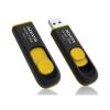 ADATA 16GB Adata UV128 Fekete-Sárga USB3.0 (AUV128-16G-RBY)
