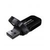 ADATA 16GB Adata UV240 metal USB2.0 Fekete (AUV240-16G-RBK)