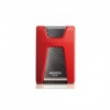 "ADATA 1 TB DashDrive Durable HD650 HDD (2,5"", USB 3.0, piros)"