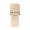ADATA 32GB Adata i-Memory AI920 Lightning/USB3.1 GEN1 arany (AAI920-32G-CGD)