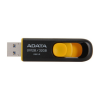 ADATA DashDrive UV128 32GB USB 3.0 Black+Yellow Flash Drive