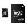 ADATA Memóriakártya MicroSDHC 8GB + Adapter CLASS 6