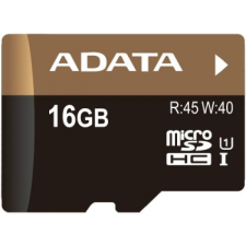 ADATA microSDHC 16GB UHS-I memóriakártya