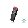 ADATA Pendrive 64GB, UV140 USB 3.0, Fekete-piros (AUV140-64G-RKD)