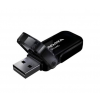 ADATA USB Flash Drive 32GB USB 2.0, black (AUV240-32G-RBK)