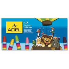 Adel ZSÍRKRÉTA (OLAJPASZTELL) ADEL HEXA 12DB-OS kréta