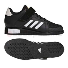 Adidas Crossfit cipő, súlyemelő cipő, adidas, Power Perfect III, fekete/fehér