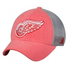 Adidas Detroit Red Wings baseball sapka Pink Adidas Sun Bleached Meshback Flex - S/M
