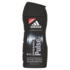 Adidas Dynamic Pulse 2in1 tusfürdő és sampon egyben férfiaknak 250 ml