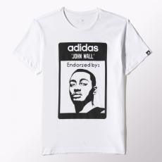 Adidas férfi Jhon Wall póló