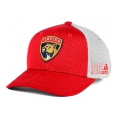 Adidas Florida Panthers baseball sapka red Mesh Flex Cap - S/M