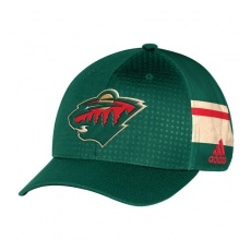 Adidas Minnesota Wild baseball sapka green Draft 2017 - L/XL