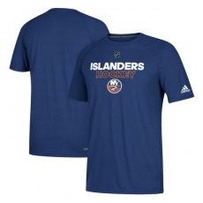 Adidas New York Islanders fĂŠrfi póló blue Authentic Ice Climalite Ultimate S/S - L