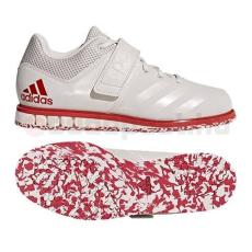 Adidas Súlyemelő cipő, adidas, Powerlift 3.1, fehér/piros