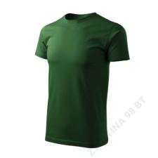 ADLER Basic Free Pólók férfi, üvegzöld férfi póló