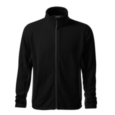 ADLER Férfi fleece felső Frosty - Černá | XL