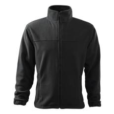 ADLER Férfi fleece felső Jacket - Ebony gray | S