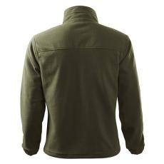 ADLER Férfi fleece felső Jacket - Military | XXL