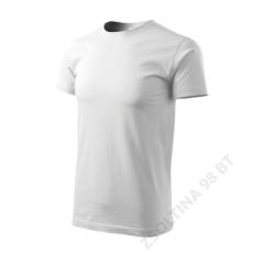 ADLER Heavy New ADLER pólók unisex, fehér