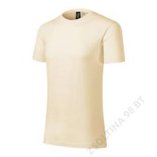 ADLER Merino Rise Pólók férfi, mandula férfi póló