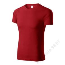 ADLER Paint PICCOLIO pólók unisex, piros