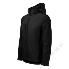 ADLER Performance ADLER softshell kabát férfi, fekete