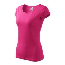 ADLER Pure női póló, lila, 150g/m2