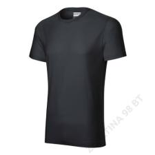 ADLER Resist heavy Pólók férfi, ebony gray férfi póló