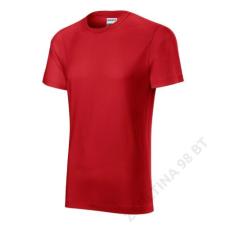 ADLER Resist Pólók férfi, piros férfi póló