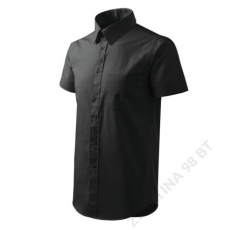 ADLER Shirt short sleeve ADLER ing férfi, fekete