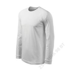 ADLER Street LS ADLER pólók férfi, fehér