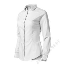 ADLER Style LS Ing női, fehér munkaruha