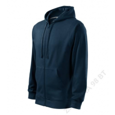 ADLER Trendy Zipper ADLER felső férfi/gyerek, tengerkék