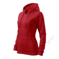 ADLER Trendy Zipper ADLER felső női, piros