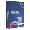 Adonisz Adonisz étrendkiegészítő kapszula férfiaknak (6db)