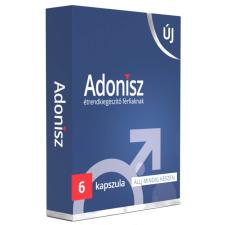 Adonisz Adonisz étrendkiegészítő kapszula férfiaknak (6db) vágyfokozó