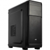 Aerocool AERO-300 BLACK ATX PC ház, tápegység nélkül, USB 3.0