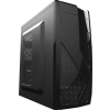 Aerocool CS-1102 Midi-Tower - fekete