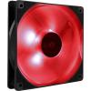Aerocool MOTION 12 PLUS RED ventilátor 120x120x25mm