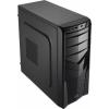 Aerocool PGS V2X BLACK ATX PC ház, tápegység nélkül, USB 3.0