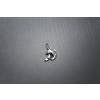 Agrianna Ezüst medál delfin kicsi