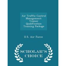 Air Traffic Control Management idegen nyelvű könyv