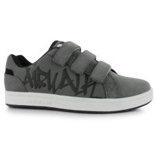 Airwalk gyerek cipő - Airwalk Neptune Shoes Child Boys Charcoal